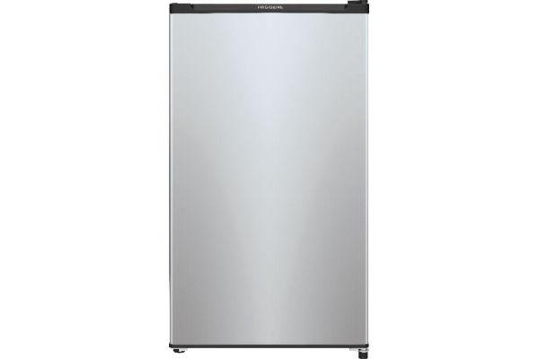 Frigidaire 3.3 Cu. Ft. Silver Compact Refrigerator - FFPE3322UM