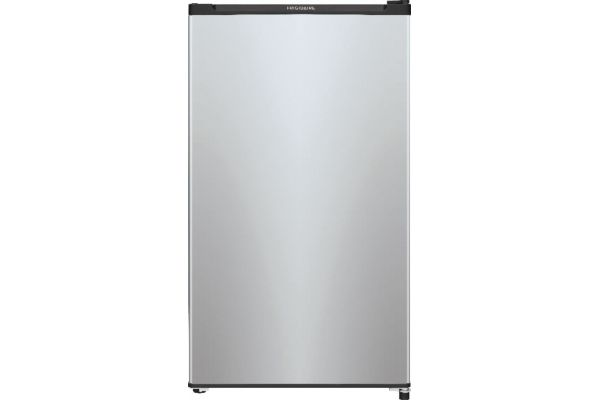 Large image of Frigidaire 3.3 Cu. Ft. Silver Mist Compact Refrigerator - FFPE3322UM