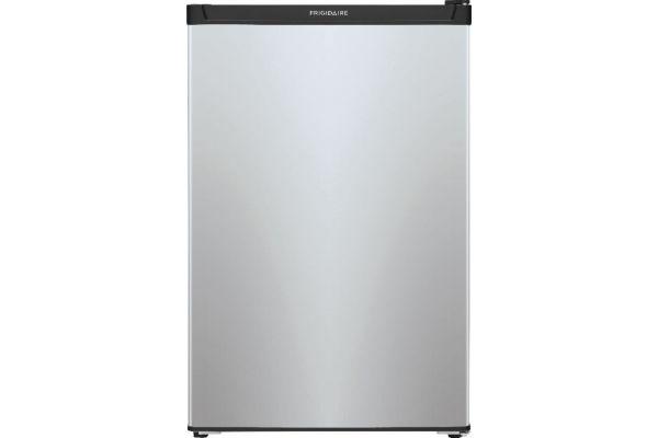Large image of Frigidaire 4.5 Cu. Ft. Silver Mist Compact Refrigerator - FFPE4533UM