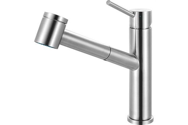 Large image of Franke Stainless Steel Kitchen Faucet  - FFPS3450