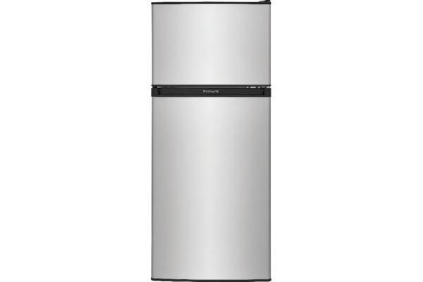 Large image of Frigidaire 4.5 Cu. Ft. Silver Mist Compact Refrigerator - FFPS4533UM