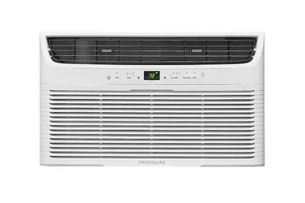 Frigidaire 10,000 BTU Built-In Room Air Conditioner With Supplemental Heat - FFTH1022U2