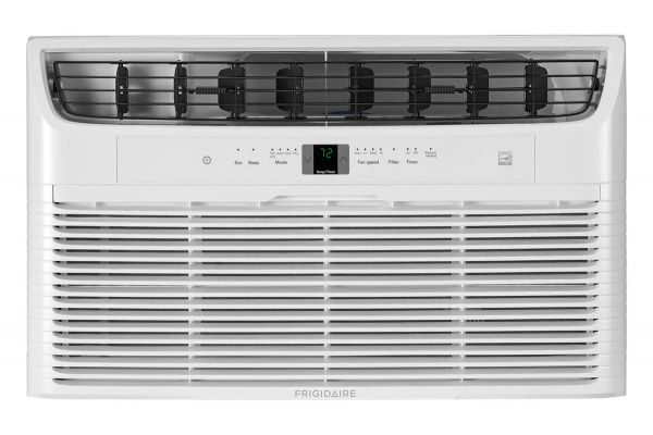 Large image of Frigidaire 12,000 BTU 9.5 EER 230/208V Built-In Room Air Conditioner With Supplemental Heat - FFTH122WA2