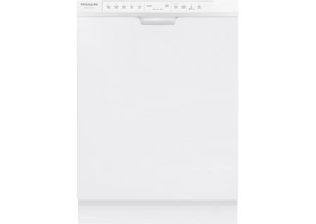 "Frigidaire Gallery 24"" White Built-In Dishwasher - FGCD2444SW"