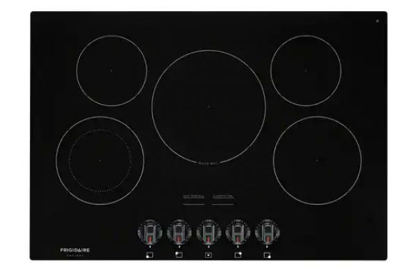 "Frigidaire Gallery 30"" Black Electric Cooktop - FGEC3068UB"