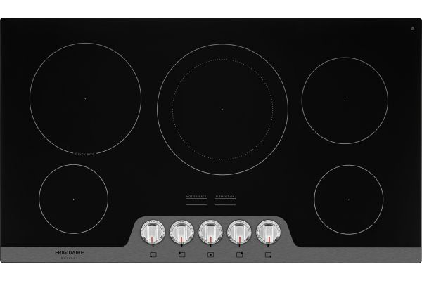 "Frigidaire Gallery 36"" Stainless Steel Electric Cooktop - FGEC3648US"