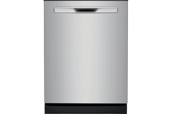 Large image of Frigidaire Gallery 24'' Stainless Steel Built-In Dishwasher - FGIP2468UF
