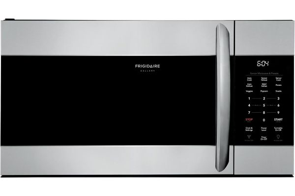 Frigidaire Gallery Stainless Steel Over-The-Range Microwave - FGMV17WNVF
