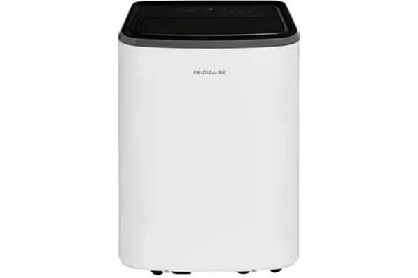 Large image of Frigidaire 13,000 BTU 10.5 EER 115V White Portable Room Air Conditioner With Dehumidifier Mode - FHPC132AB1