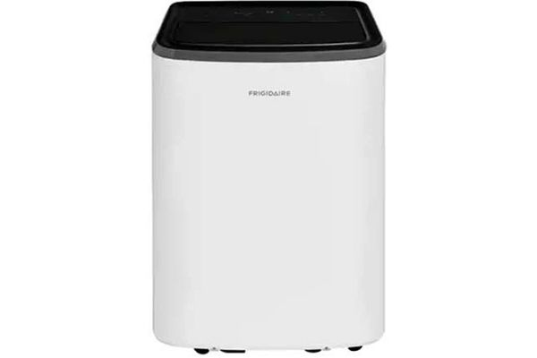 Large image of Frigidaire 13,000 BTU 10.3 EER 115V White Portable Air Conditioner With Heat - FHPH132AB1