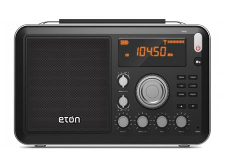 Eton - NGWFBTB - Clocks & Personal Radios
