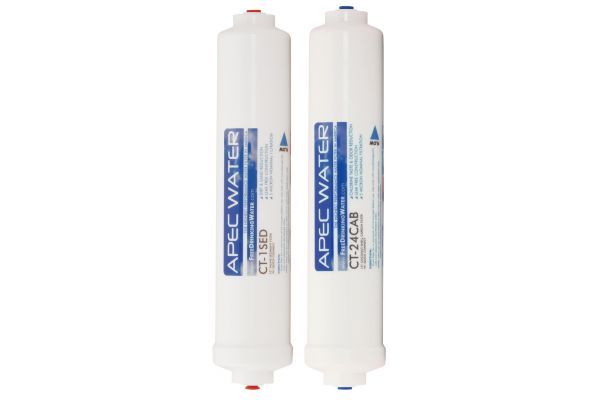 Large image of APEC Water Pre-Filter Set For Countertop Reverse Osmosis System - FILTER-SET-CTOP