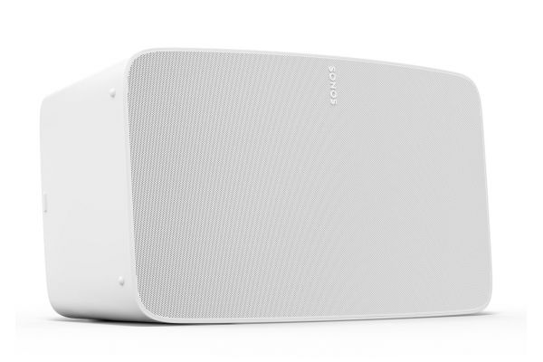 Large image of Sonos Five White Speaker - FIVE1US1