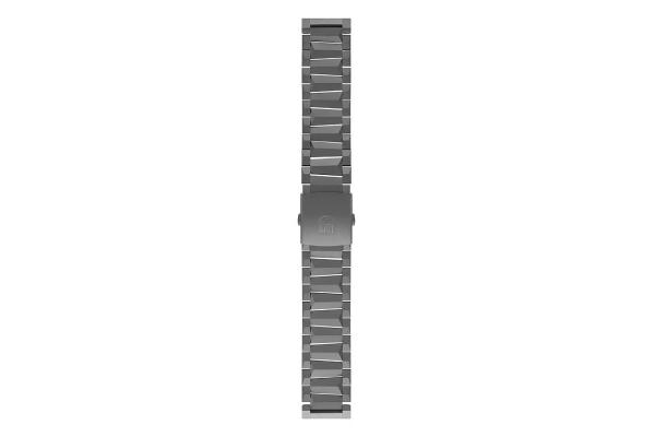 Large image of Luminox 23mm Gunmetal Watch Band - FMX6420IPHK