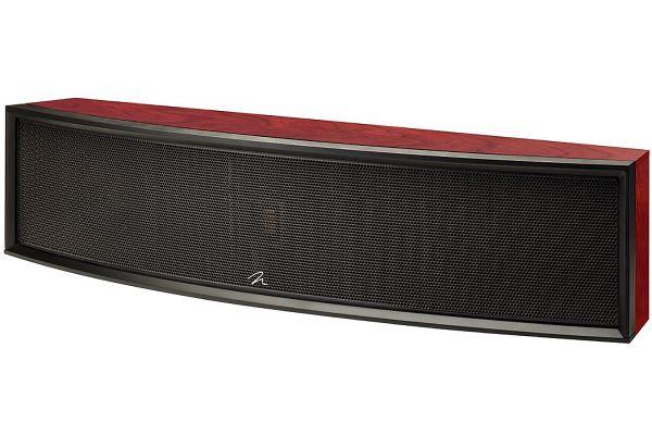 Large image of MartinLogan Focus ESL C18 Dark Cherry Center Channel Speaker - FOCUSC18DKCH