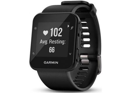 Garmin Forerunner 35 Black GPS Running Smartwatch - 010-01689-00
