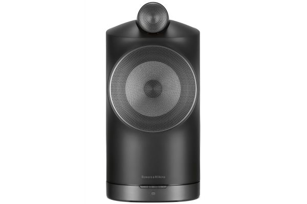 Large image of Bowers & Wilkins Formation Duo Black Wireless Speakers - FP38296