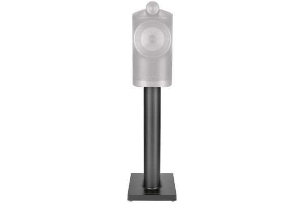 Large image of Bowers & Wilkins Formation Duo Black Speaker Stands - FP38407