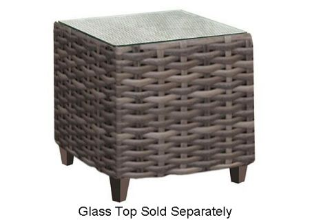 Forever Patio Aberdeen End Table - FP-ABE-ET-RYE