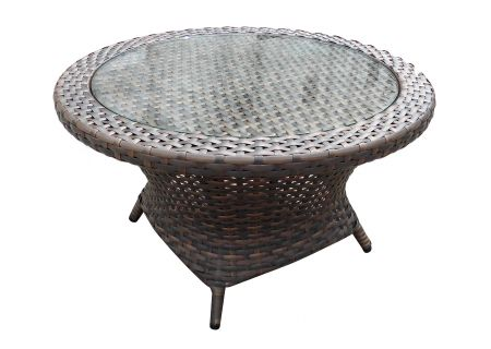 Forever Patio Horizon Round Coffee Table - FP-HOR-RCT-BS