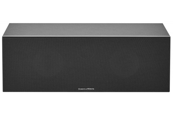 Large image of Bowers & Wilkins 600 Series HTM6 S2 Anniversary Edition Matte Black Center Channel Loudspeaker System (Each) - FP42684