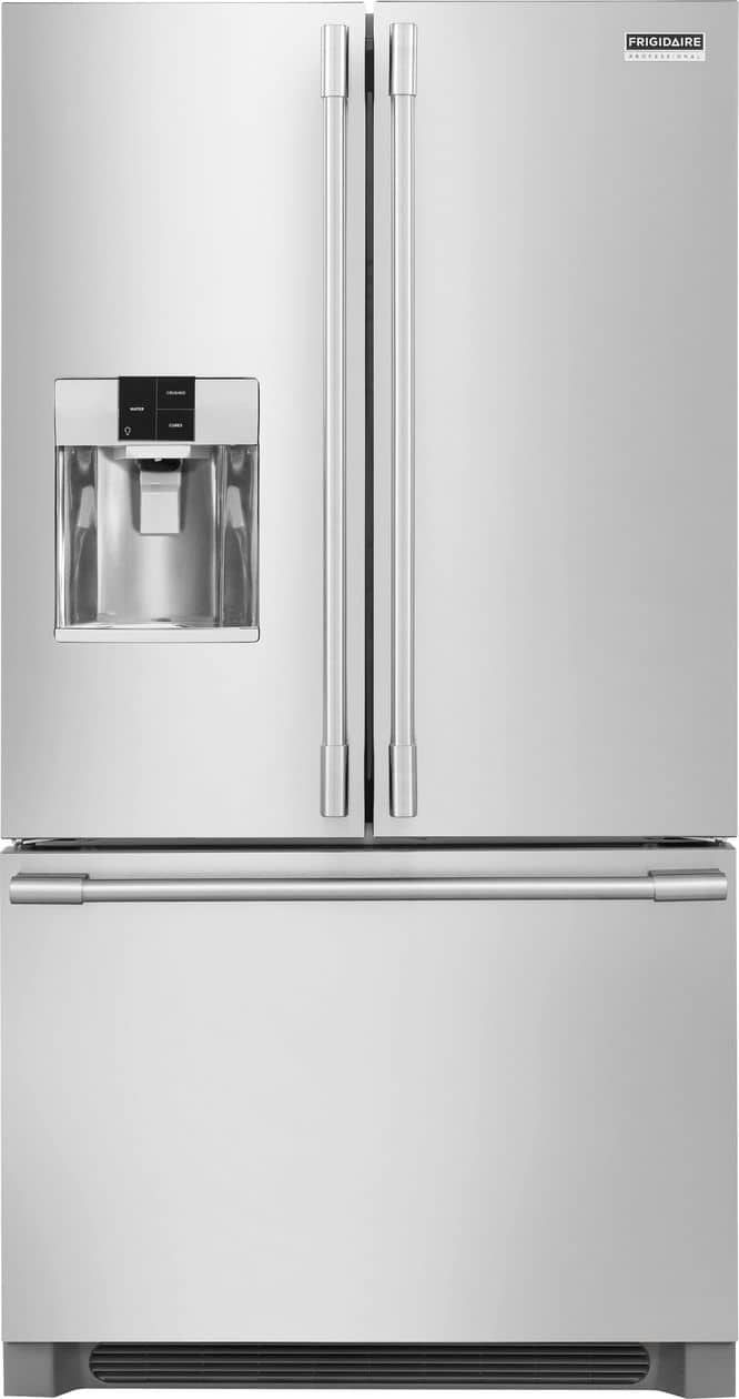 Ft Stainless Steel French Door Counter Depth Refrigerator