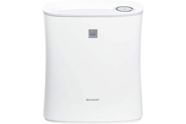 Large image of Sharp White True HEPA Air Purifier - FPF30UH