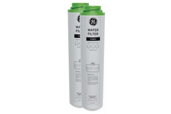 GE Dual Flow Drinking Water Replacement Filters - FQK2J
