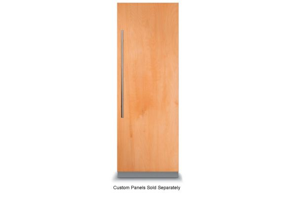 "Large image of Viking 7 Series 24"" Panel Ready Left-Hinge Fully Integrated All Refrigerator - FRI7240WL"