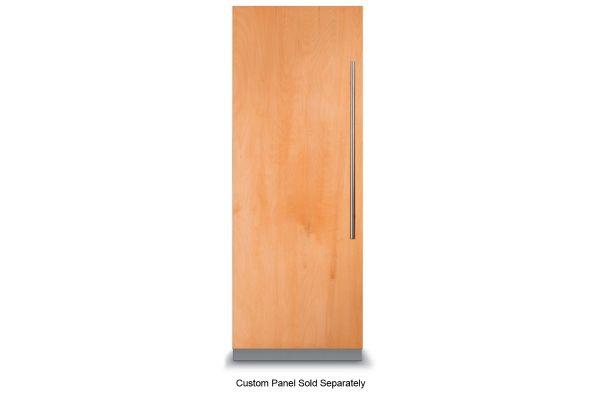 "Large image of Viking 7 Series 30"" Panel Ready Left-Hinge Fully Integrated All Refrigerator - FRI7300WL"