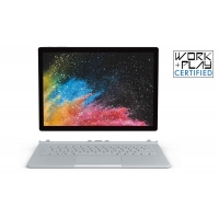 "Microsoft Surface Book 2 15"" Silver 1TB i7 Laptop Computer"