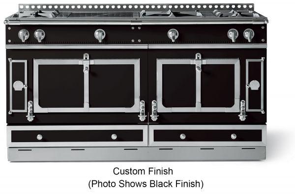 "Large image of La Cornue 65"" G4 Chateau 165 Series Range - G46STANDARD"