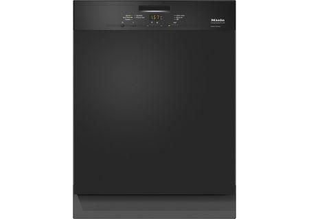 Miele Pre-Finished Black Classic Plus Dishwasher - G 4948 SCU BK