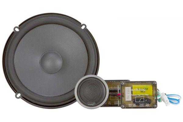 "Large image of Audiofrog Performance Grade 6"" Car Speaker Component System (Pair) - G60S"