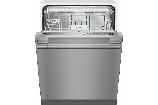 Miele Stainless Steel Fully-Integrated Dishwasher - G 6785 SCVI SF SS