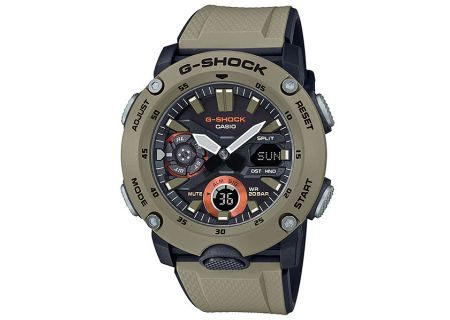 Casio G-Shock Carbon Core Guard Brown Watch - GA-2000-5ACR