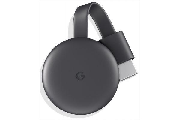 Google Chromecast 3rd Generation Streaming Media Player - GA00439-US