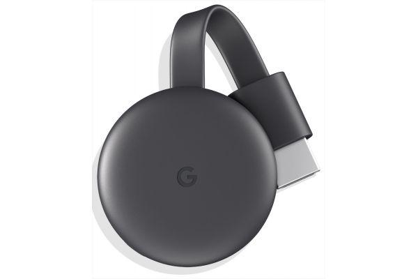 Large image of Google Chromecast 3rd Generation Streaming Media Player - GA00439-US
