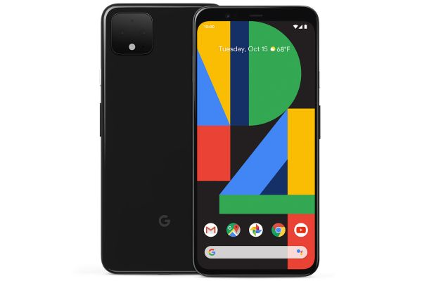 Google Pixel 4 XL 128GB Just Black Unlocked CDMA+GSM* Phone - GA00677-US