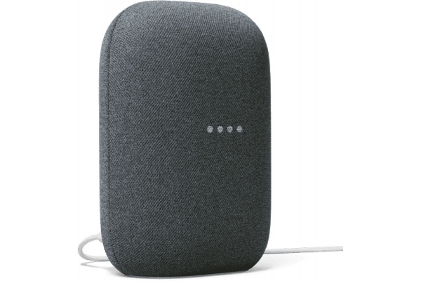 Large image of Google Nest Audio Charcoal Smart Speaker - GA01586-US