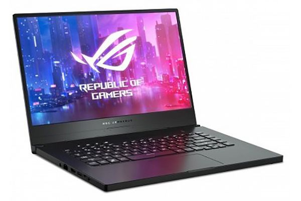 "Asus ROG Zephyrus G 15.6"" Black Ultra Slim Gaming Laptop AMD Ryzen 7 3750H 8GB DDR4 RAM 512GB PCle NVMe SSD, NVIDIA GeForce GTX 1660 Ti 6GB - GA502DU-PB73"