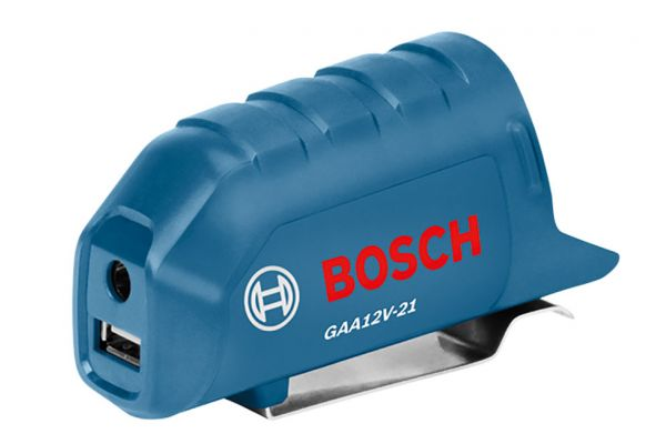 Large image of Bosch Tools 12V Max Portable Power Adapter - GAA12V-21N