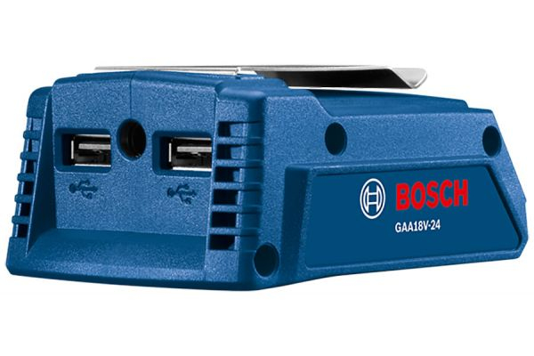 Large image of Bosch Tools 18V Portable Power Adapter - GAA18V-24N