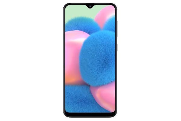 Samsung Galaxy A30s 64GB Black Unlocked GSM* Phone - SM-A307GZKKTPA
