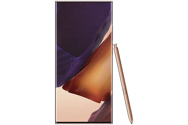Large image of Samsung Galaxy Note20 Ultra 5G Mystic Bronze 128GB Wireless Cellular Phone - SM-N986U-128BRZ & 6541C