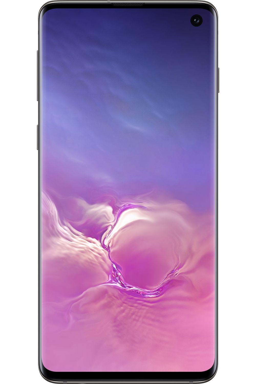 Samsung Galaxy S10 Prism Black 128GB Wireless Cellular Phone