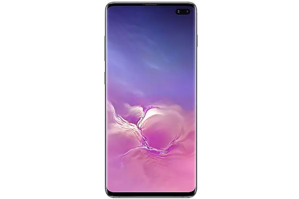 Samsung Galaxy S10+ Prism Black 128GB Unlocked Phone - SM-G975UZKAXAA