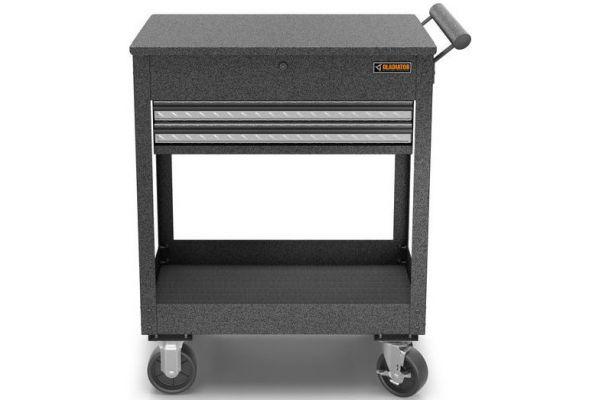 Large image of Gladiator Garageworks 2-Drawer Utility Cart - GAMT28KDFG