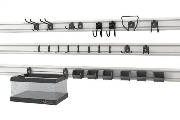 Large image of Gladiator Garageworks Complete Kit - GAWA24SKRH