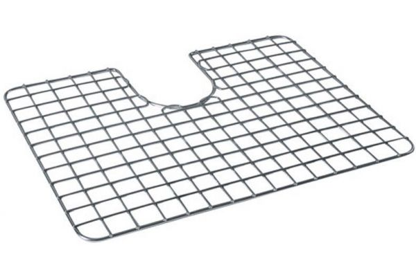 Large image of Franke Stainless Steel Bottom Drain Grid - GD3136S